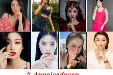 Có chuyện gì mà các Hoa hậu đua nhau đăng bài 'ăn nói có duyên'?