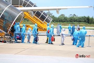 Hà Tĩnh cho phép triển khai đón công dân về quê bằng hình thức dịch vụ