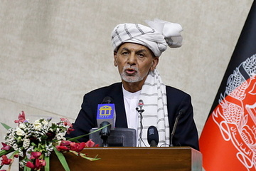 Hé lộ chi tiết về cuộc chạy trốn của cựu Tổng thống Afghanistan