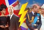 Chuyên gia ngôn ngữ cơ thể so sánh mối quan hệ giữa Hoàng tử William và Harry