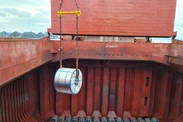 Hòa Phát xuất khẩu gần 50.000 tấn tôn trong tháng 9, cao nhất từ trước đến nay, bất chấp khó khăn do đại dịch