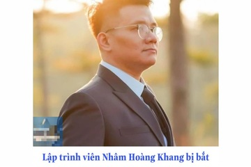 Bất ngờ 'cậu IT' Nhâm Hoàng Khang bị bắt, dân mạng sững sờ