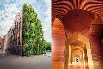 Những công trình kiến trúc độc lạ nhất thế giới khiến ai cũng phải ngỡ ngàng