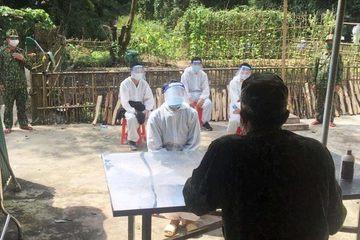 Liên tiếp phát hiện nhiều người nhập cảnh trái phép từ Lào về Việt Nam