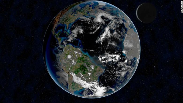 Phát hiện ra thủ phạm khiến Trái Đất không sáng như trước