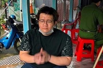 Di lý Nhâm Hoàng Khang về trụ sở Bộ Công an phía Nam để tiếp tục điều tra