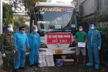 """TP Hồ Chí Minh: Nhiều xe tải lợi dụng mã QR """"luồng xanh"""" chở thuốc lá lậu"""