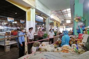 Đà Nẵng: Giám sát an toàn thực phẩm tại chợ truyền thống
