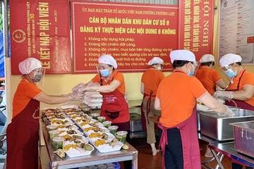 Quận Thanh Xuân đảm bảo an toàn thực phẩm phòng, chống dịch Covid-19