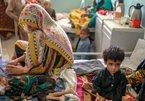 Hơn 3 triệu trẻ em dưới 5 tuổi ở Afghanistan bị suy dinh dưỡng nặng