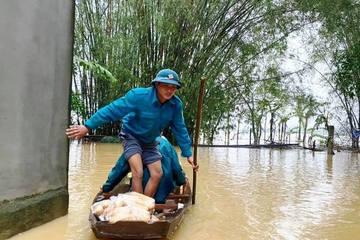 Nghệ An: Rà soát, cung cấp chứng cứ cứu trợ của ca sỹ Thủy Tiên gửi Bộ Công an