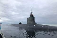Chuyên gia Nga nói gì về vụ tàu ngầm hạt nhân Mỹ đâm vào vật thể bí ẩn ở Biển Đông