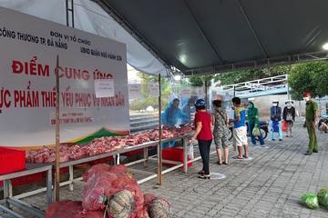 Giám sát an toàn thực phẩm tại các cơ sở cung cấp suất ăn cho bệnh viện Đà Nẵng và các khu cách ly tập trung