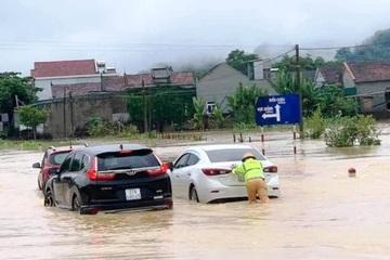 Nghệ An hỏa tốc ứng phó với cơn bão số 7, đã có hơn 1.000 hồ đầy nước