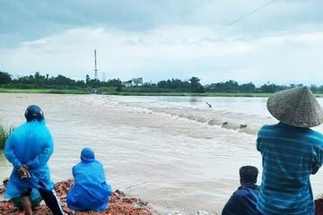 Quảng Nam: Tìm thấy thi thể người phụ nữ bị nước lũ cuốn mất tích