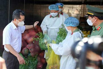 Đà Nẵng: Đẩy mạnh công tác kiểm tra giám sát an toàn thực phẩm trong tình hình mới