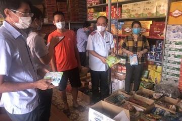Kiểm tra giám sát tại 50 điểm, cơ sở cung ứng thực phẩm tại Đà Nẵng