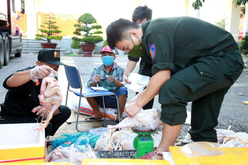 Tiếp tục giám sát mối nguy ô nhiễm thực phẩm tại Đà Nẵng