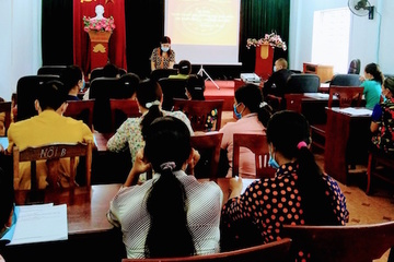 Lạng Sơn tăng cường tập huấn kiến thức an toàn thực phẩm