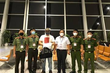 Đối tượng lừa đảo qua mạng ở Hàn Quốc trốn truy nã bị bắt tại Hà Nội