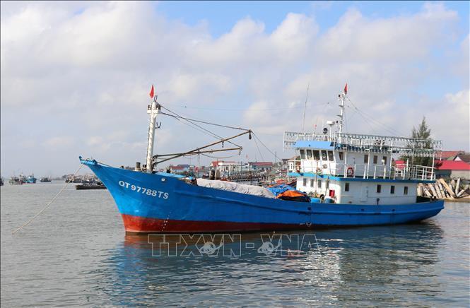 Quảng Trị đẩy mạnh tuyên truyền chống khai thác IUU, lắp đặt thiết bị giám sát tàu cá