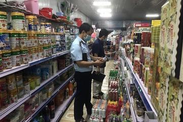 Huyện Nguyên Bình, Cao Bằng kiểm tra liên ngành an toàn thực phẩm Tết Trung thu năm 2021