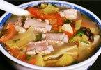 3 món ngon với dưa muối chua cực hợp tiết trời mát mẻ