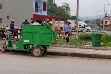 Lạng Sơn tăng cường thu gom, xử lý chất thải