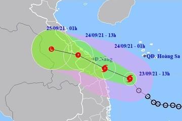 Không chủ quan trước bão số 6, Đà Nẵng, Quảng Nam hướng dẫn các phương tiện ra khỏi vùng nguy hiểm