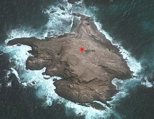 Phát hiện cửa hàng bánh humburger bí ẩn trên hòn đảo không có người ở