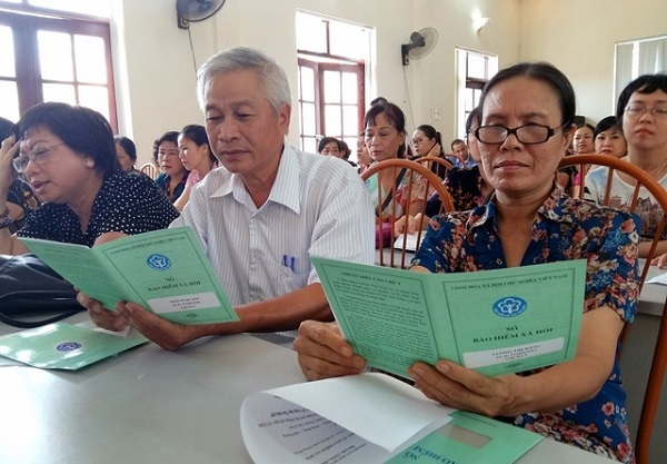 Đóng BHXH tự nguyện chỉ từ 154.000 đồng/người/tháng, bớt gánh lo tuổi già