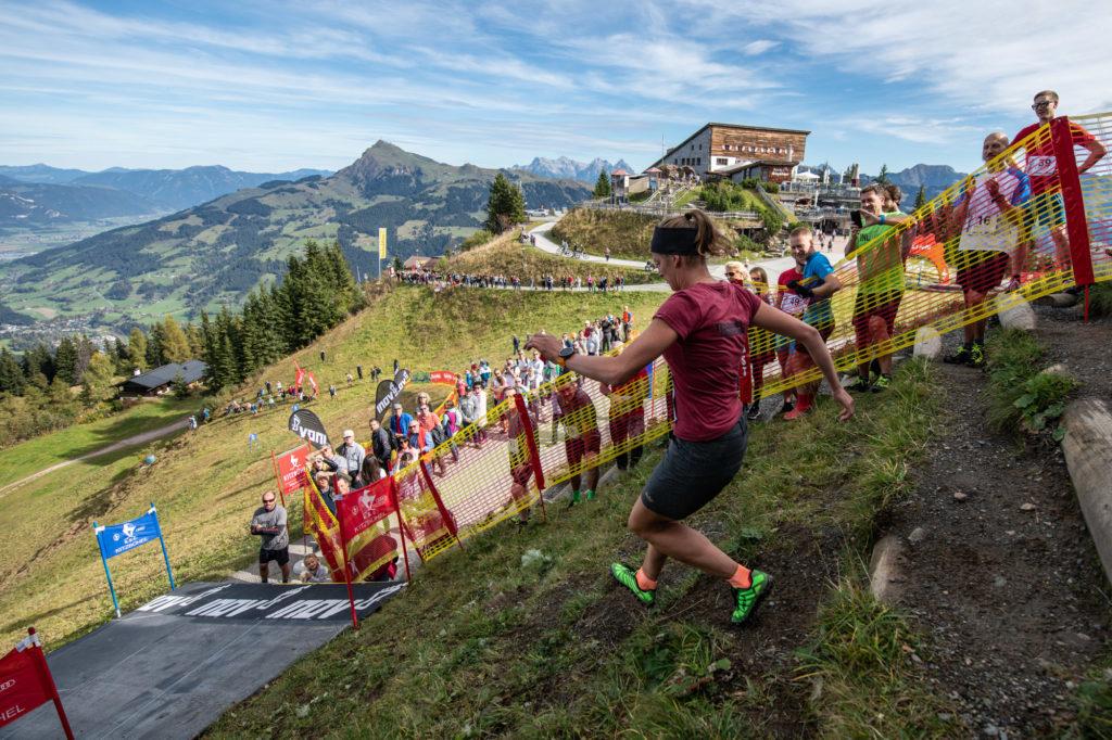 Bạn có đủ can đảm tham gia cuộc đua chạy xuống dốc khó khăn nhất thế giới?