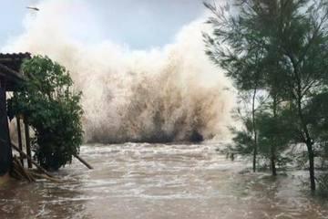 Tập trung ứng phó với bão số 8 và mưa lũ sau bão
