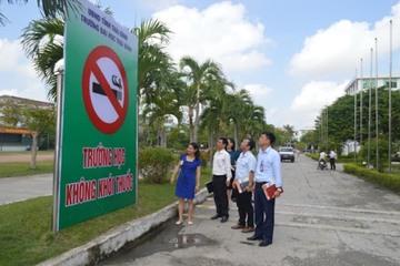 Thái Bình: Huyện Quỳnh Phụ thực hiện đám cưới, lễ hội không khói thuốc