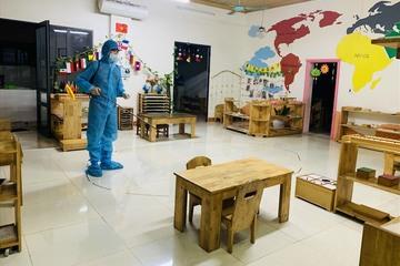 Xử phạt 60 triệu với trường tư thục ở Hà Nội tự ý mở cửa đón học sinh