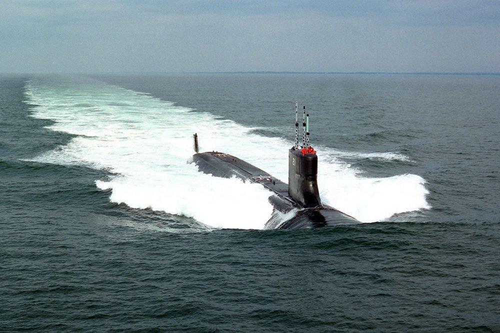 tàu ngầm,hải quân mỹ,Biển Đông