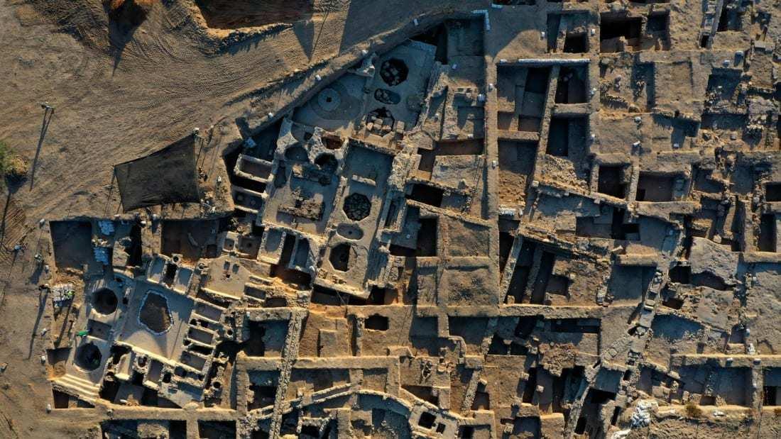 Cận cảnh nhà máy rượu vang thời Byzantine lớn nhất thế giới ở Israel