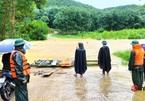 Bão số 8 suy yếu thành áp thấp nhiệt đới, Bắc Bộ và Bắc Trung Bộ mưa rất to