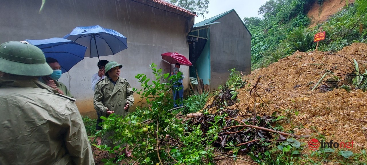 Thanh Hóa: Xã đảo Nghi Sơn sẵn sàng sơ tán người dân ở mép biển và sườn núi đến nơi an toàn