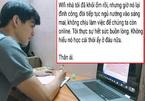 Tiến sĩ báo lịch học online kiểu 'troll sấp mặt' nhưng học trò lại nguyện cả tuần học môn của thầy!