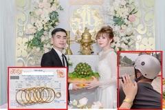"""Bị nói 'làm màu' khi khoe chồng tặng loạt vòng vàng nhân ngày 20/10, cô gái lên tiếng: 'Quan trọng là mình vui!"""""""