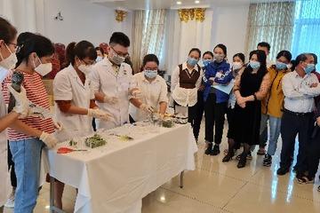 Bắc Ninh: Nâng cao kỹ năng lấy mẫu, sử dụng bộ KIT kiểm tra nhanh an toàn thực phẩm