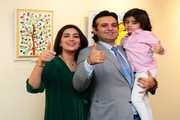 Thần đồng Ấn Độ 3 tuổi tổ chức triển lãm nghệ thuật cá nhân