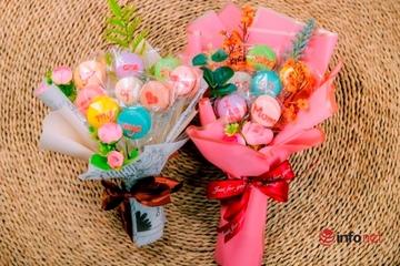Ngày 20/10: Khách sang vẫn đặt hoa nhập khẩu hàng chục triệu, hoa lạ giá bình dân đắt khách