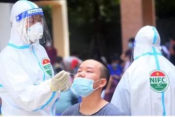 Ngày 20/10: Có 3.646 ca mắc COVID-19, hơn 1.700 bệnh nhân khỏi