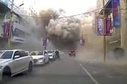 Vụ nổ khí gas 'như bom hạt nhân' tại nhà hàng ở Trung Quốc