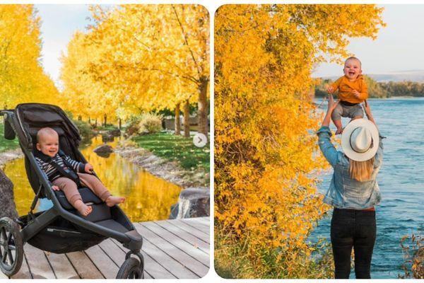 Mẹ đưa con trai 1 tuổi đi khắp thế gian chia sẻ kinh nghiệm cho những phụ huynh ưa dịch chuyển