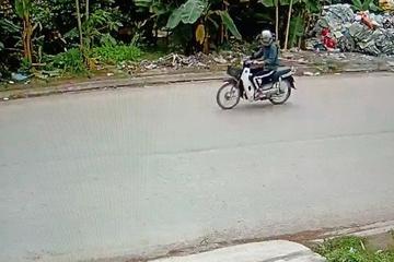 Phát hiện hình ảnh nghi phạm giết bố mẹ cùng em gái qua camera an ninh ở Bắc Ninh và Hà Nội sau vụ thảm án