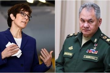 Nga nói gì sau khi Đức cảnh báo NATO sẽ dùng vũ khí hạt nhân để đối phó Moscow?