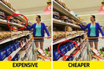 Đút túi bí kíp giúp chị em không 'sa ngã' mua hàng quá đà khi đi siêu thị